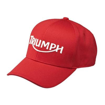 LOGO CAP RED
